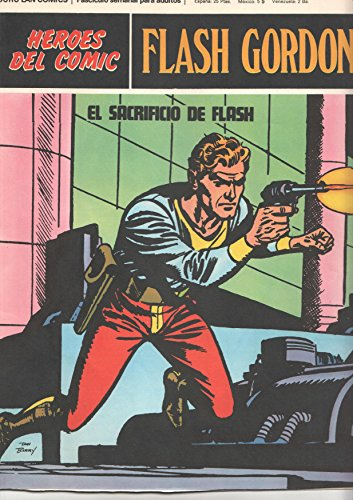 Flash Gordon de Burulan numero 044: El sacrificio de Flash