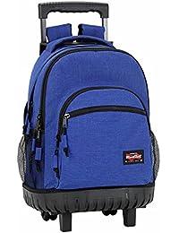 Safta Safta Sf-641734-818 Mochila infantil, 45 cm, Azul