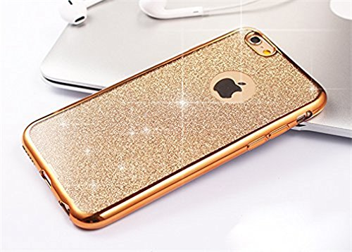 iPhone 7 Phone case, iPhone 7 custodia protettiva in TPU custodia cover, Newstars iPhone 7 case Bling, custodia in silicone per iPhone 7, iPhone 7 11,9 cm Bling morbido e flessibile in TPU per iPhone  AA TPU 3