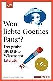 Wen liebte Goethes