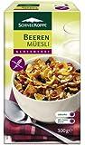 Schneekoppe Beeren Müesli Glutenfrei, 4er Pack (4 x 300 g)