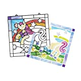 Melissa & DougStained Glass Made Easy - Unicorn