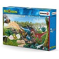 Schleich 97152 - Calendrier de l'Avent Thème Dinosaures