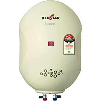 Kenstar Jacuzzi KGS15W5P 15-Litre Storage Water Heater (Ivory)