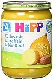HiPP Kürbis mit Kartoffeln und Bio-Rind, 6er Pack (6 x 190 g) (Bild: Amazon.de)