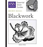 (Blackwork) By Becky Hogg (Author) hardcover_spiral on (Jan , 2011)