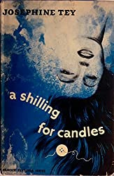 A shilling for candles, (A murder revisited mystery novel)