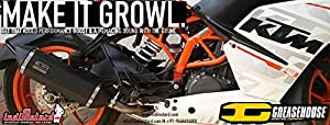 Greasehouse GRUNT Performance Exhaust KTM RC 390