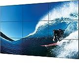 SHARP PN-V600A 152cm 60Zoll LFD Videowall 1.366x768 450cd 4000:1 24/7 no speaker max. 5x5 Multi-Screen Bezel 4,1/2,4mm
