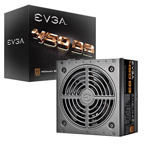 EVGA 450 B3, 80+ BRONZE 450W, Fully Modular,...