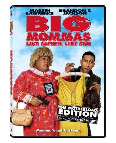 Big Mommas: Like Father, Like Son by Martin Lawrence