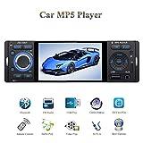 ATian Autoradio Bluetooth, 4.1 pulgadas 1080P Pantalla táctil Llamadas Manos Libres Radio FM Estéreo de Coche, Reproductor MP3 / MP4 / MP5 Apoyo de Bluetooth / USB / SD / AUX-in / Remoto Control