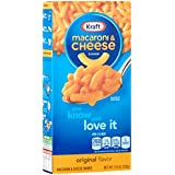 Kraft Macaroni and Cheese The Cheesiest (206g)