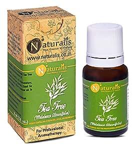 Naturalis Pure Tea Tree Essential Oil 10Ml