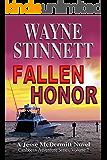 Fallen Honor: A Jesse McDermitt Novel (Caribbean Adventure Series Book 7)