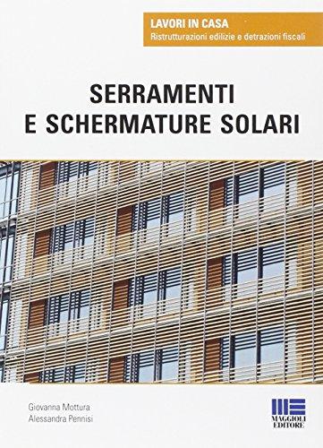 Serramenti e schermature solari