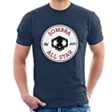 Sombra Overwatch All Star Converse Men's T-Shirt