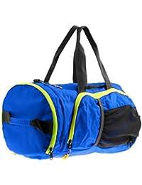 ELECTROPRIME High Quality Outdoor Large Gym Bag Sports Bag Travel Duffel Bag -Blue