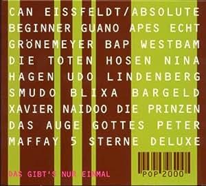 Various - Das Gibt's Nur Einmal (It Only Happens Once) - Melodien Der Liebe (Melodies Of Love)
