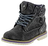 Wrangler Creek Zip Women's Boots Grey Dark