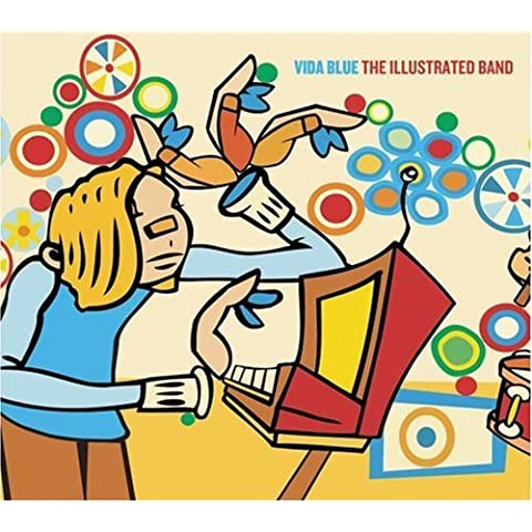 Illustrated Band by Vida Blue