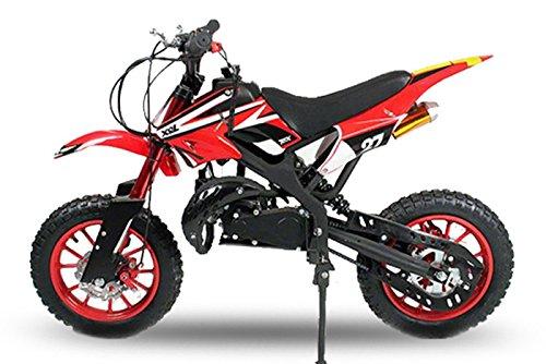 Nitro motors - minimoto cross apollo 50cc, 10