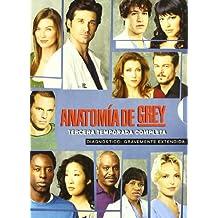 Anatomía De Grey -  Temporada 3