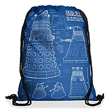 style3 Dalek Cianotipo...