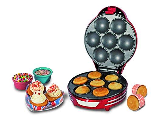 Ariete 188 Muffin mit Cupcake Maker im 50-er Jahre Retrodesign, 700 Watt - 3