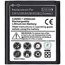 Bateria Interna de movil compatible con Samsung Galaxy Express 2 G3815