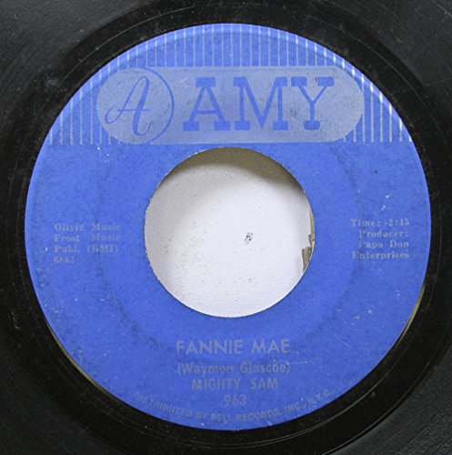mighty-sam-45-rpm-fannie-mae-badmouthin
