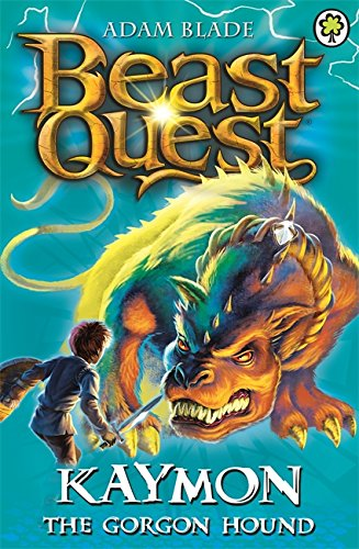 Beast Quest: Kaymon the Gorgon Hound