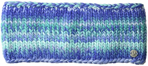 Spyder Damen Twisty Haarband, damen, Baltic/White/Blue My Mind (Blue Baltic Bekleidung)
