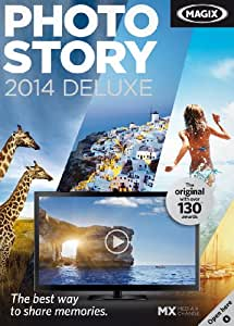 MAGIX Photo Story 2014 Deluxe [Download]