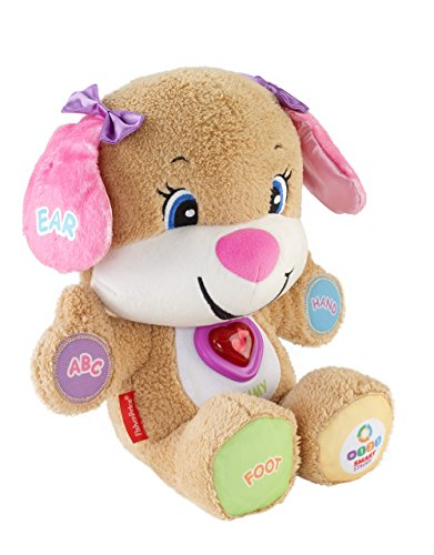 Image of Fisher-Price Laugh and Learn Puppy Sis
