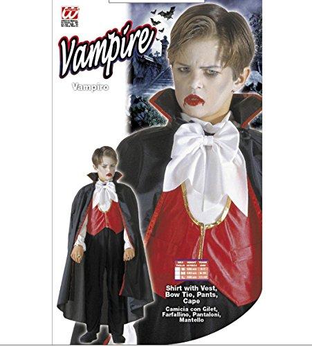 Imagen de vampire niño traje de 140cm de los niños para disfraces de halloween alternativa