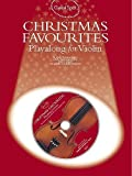 Guest Spot: Christmas Favourites Playalong for Violin +CD