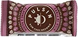 Pulsin' Raw Choc Brownie - Almond & Raisin 18 x 50g bars | Gluten Free | Dairy Free | Soya Free | Vegan