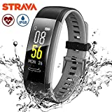 Makibes Fitness Tracker Orologio Smartwatch GPS Braccialetto Activity Tracker...