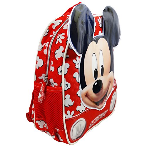 Imagen de disney mickey mouse funny  infantil bolso cartoon bolso escolar por niña y niño guarderìa alternativa