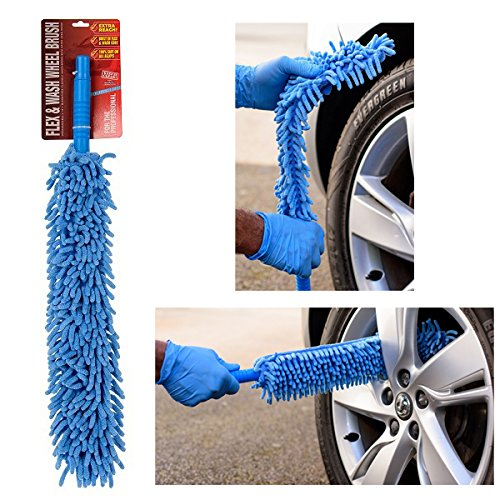 extra-reach-flexible-microfibre-noodle-car-alloy-wheel-cleaner-brush