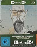 Breaking Bad - Die komplette erste Staffel (Limited Edition Steelbook) [Blu-ray]