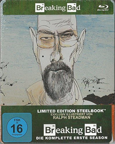 Season 1 (Steelbook) (Limited Edition) [Blu-ray]