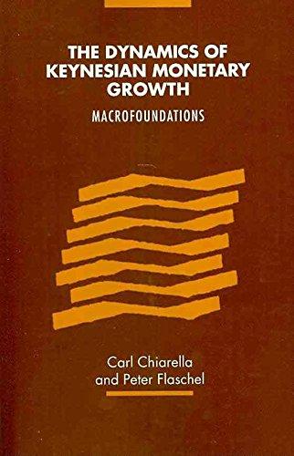 [(The Dynamics of Keynesian Monetary Growth : Macro Foundations)] [By (author) Carl Chiarella ] published on (February, 2011) par Carl Chiarella