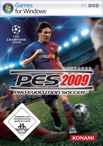 Konami Digital Entertainment GmbH PES 2009 - Pro Evolution Soccer