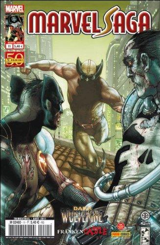 Marvel saga 11 : punisher/dark wolverine (2/2)