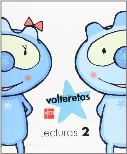 Lecturas 2. Volteretas - 9788467537727