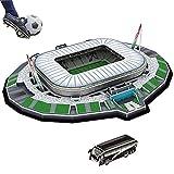 Puzzle 3d Stadio Stadium Jigsaw Bambini Giocattolo Puzzle Stai cercando il regalo perfetto per un appassionato di calcio? Juventus Stadium, JTIH Multi Colored