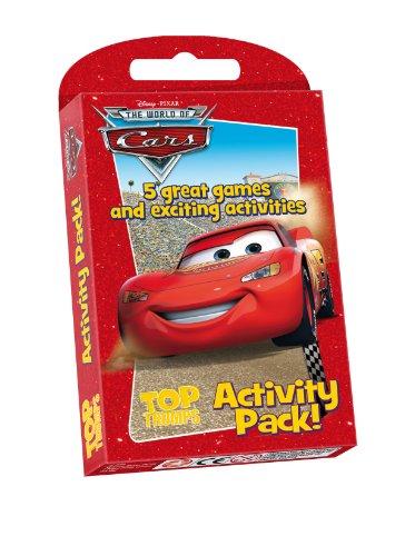 Pixar Cars Top Trumps Activity Pack