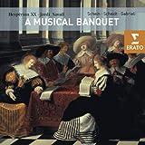 Schein - Banchetto Musicale/Scheidt - Ludi Musici